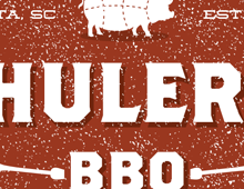 BBQ Joint Concept Logo