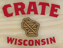 Crate Wisconsin